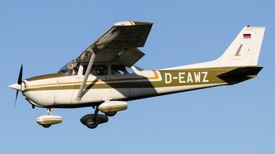 D-EAWZ - Reims-Cessna F172M Skyhawk - Private