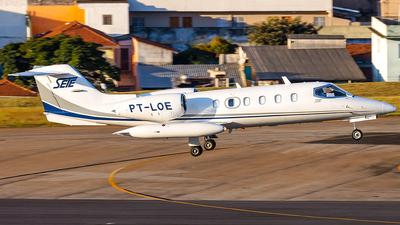 PT-LOE - Bombardier Learjet 35A - Sete Taxi Aéreo