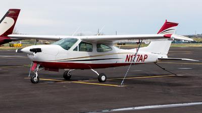 N177AP - Cessna 177RG Cardinal RG - Private