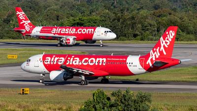 9M-AQQ - Airbus A320-216 - AirAsia