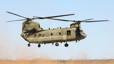 08-08053 - Boeing CH-47F Chinook - United States - US Army
