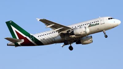 A picture of EIIMH - Airbus A319112 - Italia Trasporto Aereo - © Javier Rodriguez - Amics de Son Sant Joan