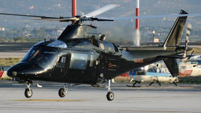SX-HSK - Agusta A109C Hirundo - Superior Helicopter