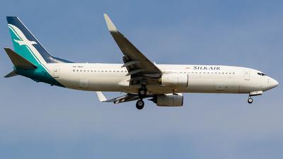 9V-MGC - Boeing 737-8SA - SilkAir