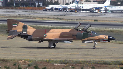 3-6519 - McDonnell Douglas F-4E Phantom II - Iran - Air Force