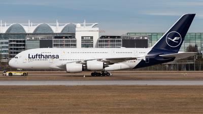 A picture of DAIMG - Airbus A380841 - [069] - © Chris de Breun