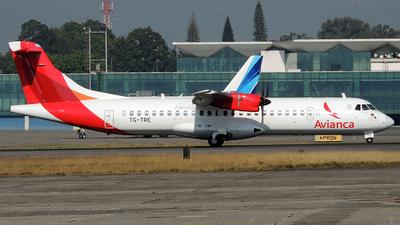 TG-TRE - ATR 72-212A(600) - Avianca Guatemala