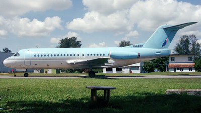 PH-RRB - Fokker F28-4000 Fellowship - Untitled