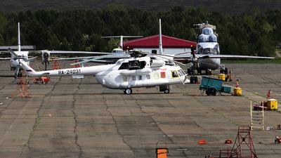 RA-24031 - Mil Mi-8MTV-1 - Kras Avia