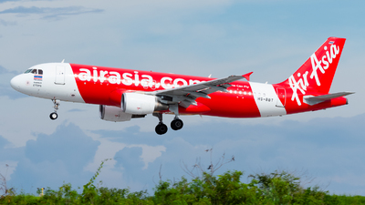 A picture of HSBBT - Airbus A320216 - AirAsia - © Amarase Pamarapa