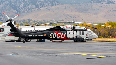 N60CU - Sikorsky UH-60A Blackhawk - Coulson Flying Tankers