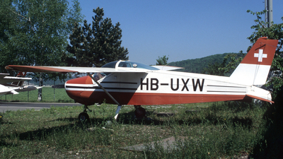 HB-UXW - Bolkow Bo208C Junior - Private