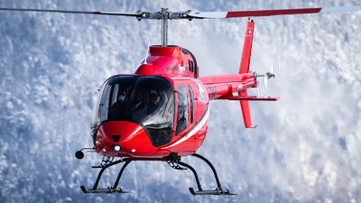HB-ZWE - Bell 505 Jet Ranger X - Mountain Flyers