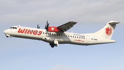 PK-WHK - ATR 72-212A(600) - Wings Air