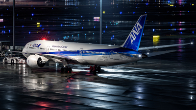 JA890A - Boeing 787-9 Dreamliner - All Nippon Airways (ANA)