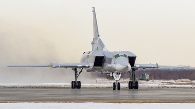 RF-34089 - Tupolev Tu-22M3 Backfire - Russia - Air Force