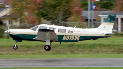N81936 - Piper PA-32R-301 Saratoga SP - Private