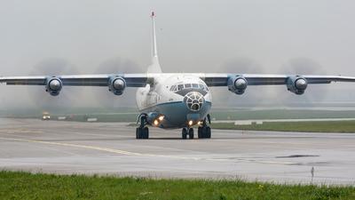 UR-CEZ - Antonov An-12BK - Cavok Air