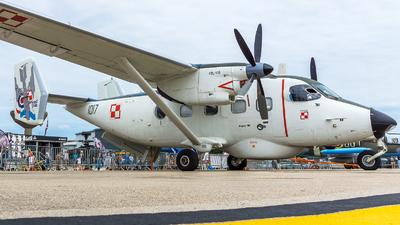 1017 - PZL-Mielec M-28-1R Bryza - Poland - Navy