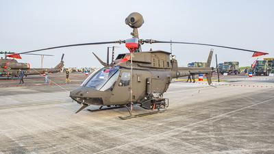 638 - Bell OH-58D Kiowa - Taiwan - Army