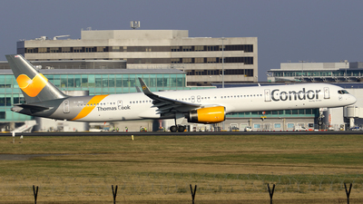 G-JMOG - Boeing 757-330 - Thomas Cook Airlines