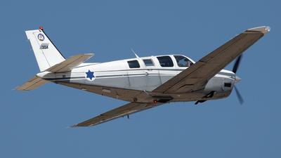 304 - Beechcraft A36 Chofit - Israel - Air Force