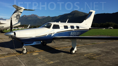 N86MH - Piper PA-46-350P Malibu Mirage - Private