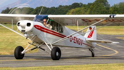 D-ENGV - Piper PA-18-150 Super Cub - Private