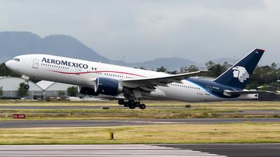 N774AM - Boeing 777-2Q8(ER) - Aeroméxico