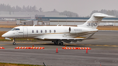N350DX - Bombardier BD-100-1A10 Challenger 350 - Bombardier Aerospace