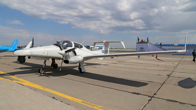 OE-VTX - Diamond Aircraft DA-62 MPP - Private