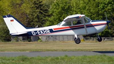 D-EKHR - Reims-Cessna F172F Skyhawk - Private
