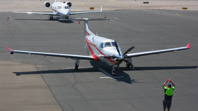 N804NG - Pilatus PC-12/47E - Private