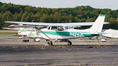 N4243L - Cessna 172G Skyhawk - Private