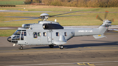 2235 - Aérospatiale AS 332L1 Super Puma - France - Air Force