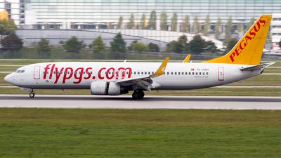 TC-AAH - Boeing 737-82R - Pegasus Airlines