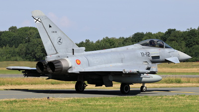 C.16-33 - Eurofighter Typhoon EF2000 - Spain - Air Force