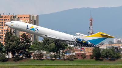 HK-4636 - Boeing 727-2S2F(Adv)  - Líneas Aéreas Suramericanas