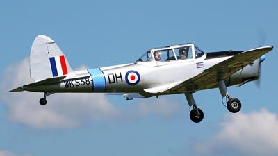 G-ARMG - De Havilland Canada DHC-1 Chipmunk - Private