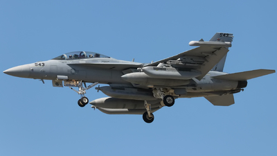 169124 - Boeing EA-18G Growler  - United States - US Navy (USN)