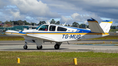 TG-MUG - Beechcraft V35B Bonanza - Private