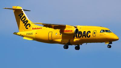 A picture of DBADC - Dornier 328310 JET - AeroDienst - © Andreas Fietz