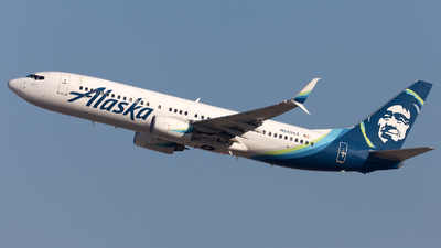 N590AS - Boeing 737-890 - Alaska Airlines