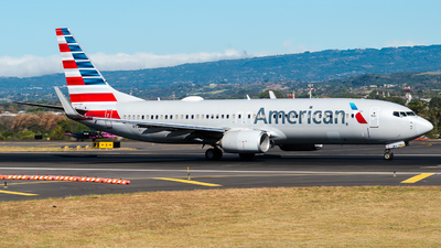 A picture of N923NN - Boeing 737823 - American Airlines - © Alfredo La Red