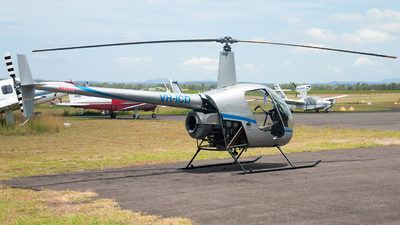 VH-ICD - Robinson R22 Beta - Private