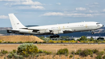 272 - Boeing 707-3L6C Re'em  - Israel - Air Force