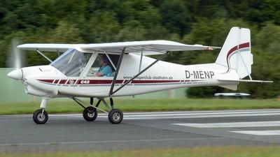 D-MENP - Ikarus C42 - Private