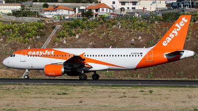 G-EZTG - Airbus A320-214 - easyJet