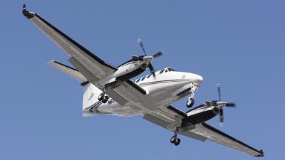 N857MP - Beechcraft B200GT Super King Air - Private