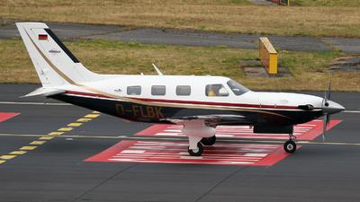 D-FLBK - Piper PA-46-500TP Malibu Meridian - Private